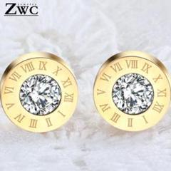 "Thumbnail of ""ZWC【海外限定・日本未発売】MeteorCrystal ピアス 2個セット"""