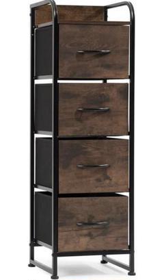 """Thumbnail of """"家具 棚 収納ボックス 収納棚 食器棚 本棚 キャビネット タンス ヴィンテージ"""""""