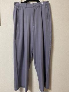【LILL】半袖ZIPシャツ ワイドパンツ セットアップ  Mサイズのサムネイル