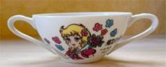 """Thumbnail of """"魔女っ子メグちゃん レトロ カップ マグカップ スープカップ 食器 陶器"""""""