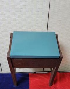 "Thumbnail of ""ジャノメ NO802ミシンの椅子 アンティーク"""