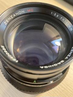 """Thumbnail of """"ゼンザブロニカ ETRS用レンズ ZENZANON MC 150mm F3.5"""""""