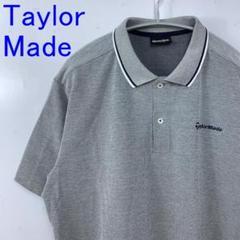 """Thumbnail of """"美品Taylor Made テーラーメイド ポロシャツ グレー ゴルフウェアXO"""""""