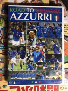 """Thumbnail of """"イタリア代表 ロード・トゥ・ドイツ ヨーロッパ予選全記録集"""""""