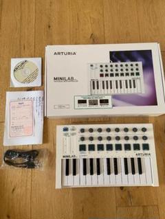 "Thumbnail of ""ARTURIA MINI LAB mk2 midiキーボード"""