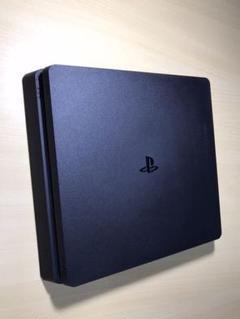 """Thumbnail of """"(中古)PS4ブラック500GB(CUH-2100AB01)+純コン+ケーブル"""""""