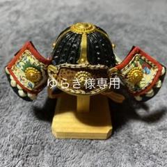 "Thumbnail of ""色々威の兜 玉鳳作"""