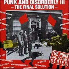 """Thumbnail of """"punk and disorderly Ⅲ"""""""