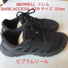 "Thumbnail of ""MERRELL  メレル BARE ACCESS  XTR サイズ  27cm"""
