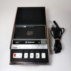 "Thumbnail of ""National RQ-413 カセットテープレコーダー"""