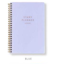 """Thumbnail of """"STUDY PLANNER&S  BLUE"""""""
