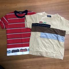 "Thumbnail of ""中古 クレードスコープ 乗り物 Tシャツ 110"""