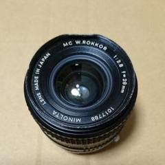 "Thumbnail of ""MINOLTA MC W.ROKKOR 28mm f2.8 ジャンク"""
