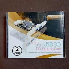 """Thumbnail of """"USB 3.0 PCI-Express Card 2ポート"""""""