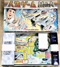 """Thumbnail of """"ゲームでM&Aが学べる「人生ゲームM&A」:堀江貴文;ホリエモン監修"""""""