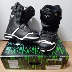 """Thumbnail of """"27.5cm◆引っ張るだけ簡単装着◆スノーボード ブーツ SALOMON"""""""