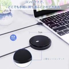 """Thumbnail of """"【リモートワークの強い味方✨】 小型 usbマイク コンパクト 7cm マイク"""""""