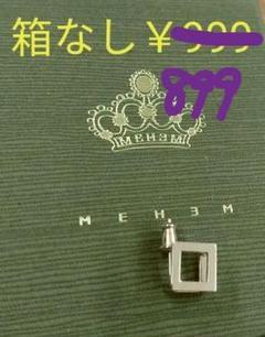 "Thumbnail of ""MEHEMシルバー片耳ピアス"""
