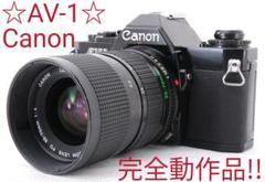 """Thumbnail of """"完全動作品♪☆モルト交換済み!☆ Canon キャノン AV-1 35-70mm"""""""