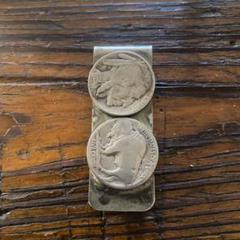 """Thumbnail of """"Betty Yellowhorse Navajo money clip"""""""