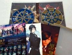 "Thumbnail of ""ミュージカル 黒執事 Blu-ray 生執事 クリアファイル 缶バッチ 古川雄大"""