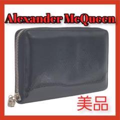 "Thumbnail of ""アレキサンダーマックイーン/Alexander McQueen/財布/黒/正規品"""