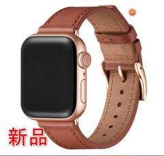 """Thumbnail of """"apple watch バンド ブラウン/ローズゴールド 40mm / 38mm"""""""
