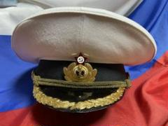 "Thumbnail of ""ソ連軍 海軍 制帽 コスプレ 軍帽"""