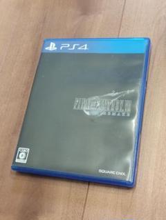 """Thumbnail of """"ファイナルファンタジー7リメイク PS4 データディスクのみ"""""""