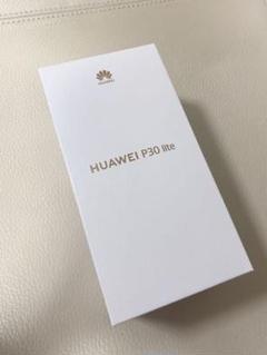 "Thumbnail of ""HUAWEI P30 lite、64GB、ミッドナイトブラック、SIMフリー"""