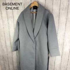 "Thumbnail of ""BASEMENT ONLINE ベースメント オンライン ロングコート 新品"""