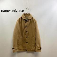 "Thumbnail of ""P348 nano universe ナノユニバース ハーフコート ダッフル"""