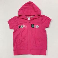 "Thumbnail of ""baby GAP 半袖 ジップ パーカー ♡"""