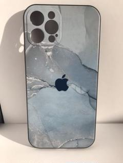 "Thumbnail of ""【新品未使用】大理石柄iPhone12Pro用ケース"""