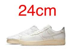 "Thumbnail of ""NIKE エアフォース1 made you look 24cm"""