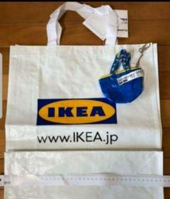 "Thumbnail of ""人気セット【 IKEA 】イケア♪エコバッグ: クラムビー1枚+ クノーリグ1個"""