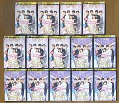 """Thumbnail of """"★【日本語吹替えなし】シンデレラと4人の騎士 全14巻セット(レンタル版DVD)"""""""