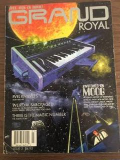 "Thumbnail of ""Grand Royal Magazine issue3"""