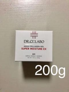 "Thumbnail of ""ドクターシーラボ薬用アクアコラーゲンゲルスーパーモイスチャーEX 200g"""