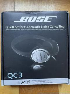 "Thumbnail of ""BOSE QUIETCOMFORT3 ボーズヘッドフォン ノイキャン"""