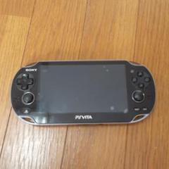 """Thumbnail of """"PlayStation®Vita クリスタル・ブラック 3G/Wi-Fiモデル…"""""""
