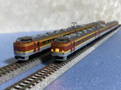 "Thumbnail of ""【704】マイクロエース 189系 快速(やすらぎの日光号)6両セット"""