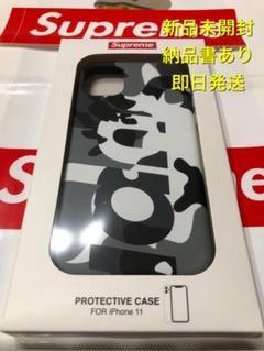 "Thumbnail of ""supreme iPhone11用 Snow Camo 新品未開封 【即日発送】"""