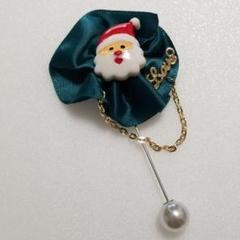 """Thumbnail of """"XM-081 ブローチ サンタクロース クリスマス"""""""