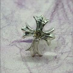 "Thumbnail of ""CHROMEHEARTSクロムハーツ ダイヤモンドクロスピアスCH CROSS"""
