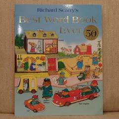 """Thumbnail of """"Best Word Book Ever Richard Scarry's"""""""