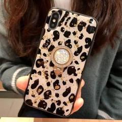 "Thumbnail of ""リング付きケース 全面ヒョウ柄 iPhone11proiphoneケース"""