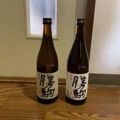 "Thumbnail of ""勝駒 720ml  純米酒及び本仕込 箱有"""