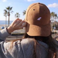 """Thumbnail of """"カリフォルニア系 LUSSO SURF スウェード刺繍キャップ RVCA"""""""