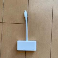 """Thumbnail of """"Apple純正 Lightning アダプタ"""""""